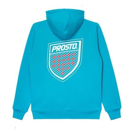 BLUZA ROZPINANA Z KAPTUREM HOODIE BACKSHIL BLUE