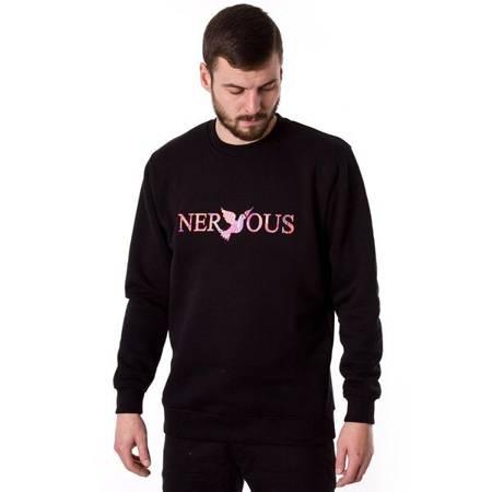 Bluza Nervous Crew Classic Acid Black