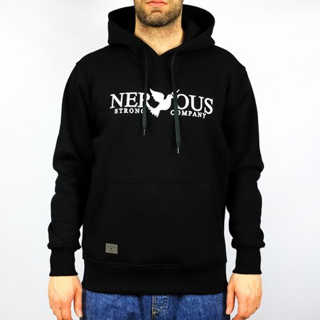 HOODY NERVOUS CLASSIC BLACK
