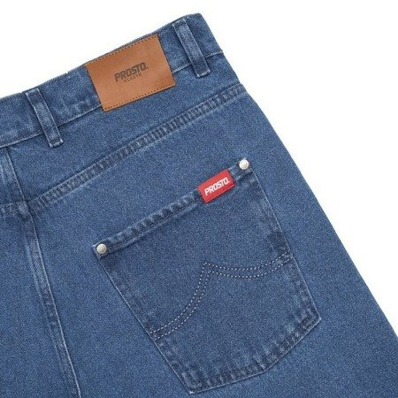 JEANS SHORTS DIRECT BLUE