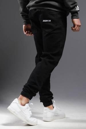 JOGGER JIGGA WEAR BLACK Jeans