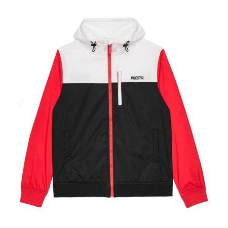 KURTKA PROSTO JACKET NOMAD RED