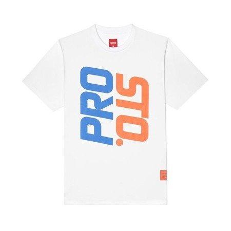 POSTCARD T-SHIRT CLOSE WHITE