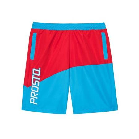 SZORTY BOARDSHORTS PLAYA RED/BLUE