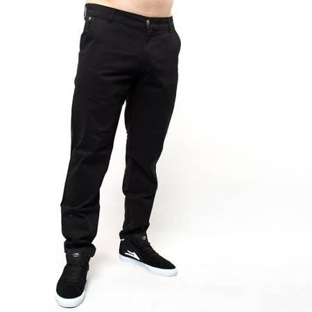 Spodnie Nervous Chino Black