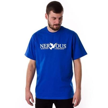 T-SHIRT NERVOUS CLASSIC BLUE
