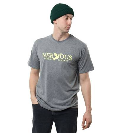 T-SHIRT NERVOUS CLASSIC GREY