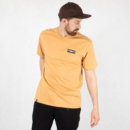 T-SHIRT NERVOUS CLASSIC SMALL YELLOW