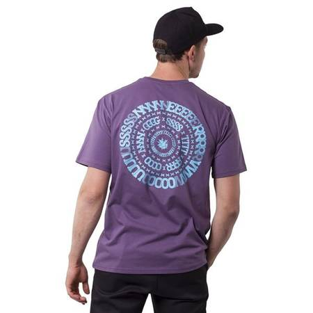 T-SHIRT NERVOUS ROUND GRAPE