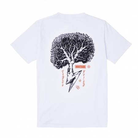TURBOKOLOR T-SHIRT BONSAI WHITE
