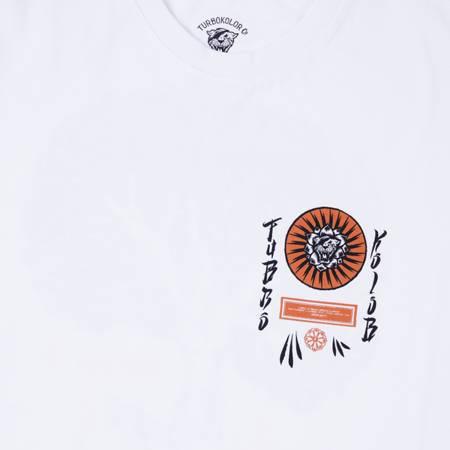 TURBOKOLOR T-SHIRT BONSAI WHITE
