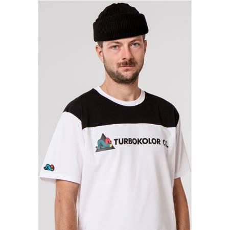 TURBOKOLOR T-SHIRT RETOPACK TURBIK WHITE